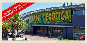 De bonne nouvelle pour Planet Exotica