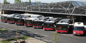 Un nouveau dépôt pour les bus