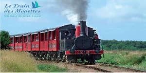 Le train remis sur les rails