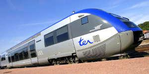 Un TER Paris-Royan menacé