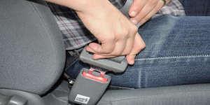 Une amende pour une fillette qui n'avait pas sa ceinture dans un bus