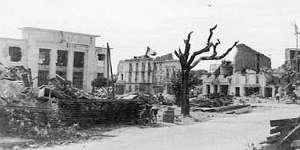 Royan, 5 janvier et mi-avril 1945