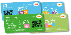 Les cartes et tickets sans contact